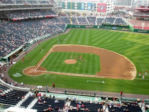 Nationals Park Field