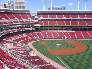 Cincinnati's home stadium is annually one of the most homer friendly in baseball.