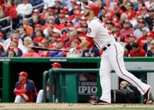 Bryce Harper homerun