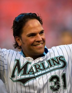 Mike Piazza Marlins