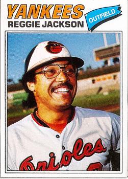 Reggie Jackson Orioles