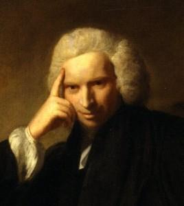 Laurence Sterne Philosophy Tristam Shandy