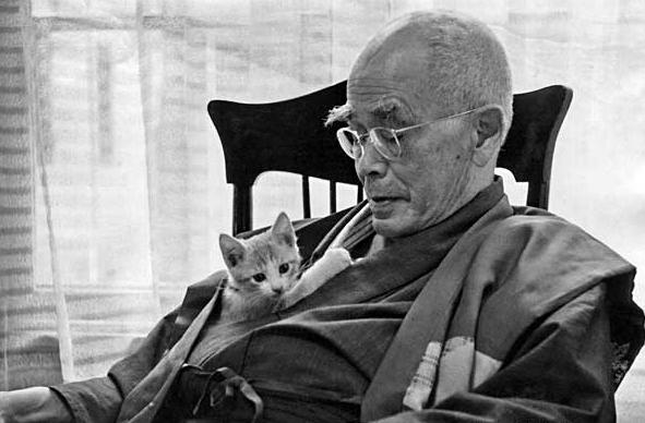 Daisetz T. Suzuki,