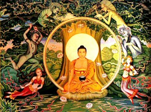 Dhammapada, Buddha